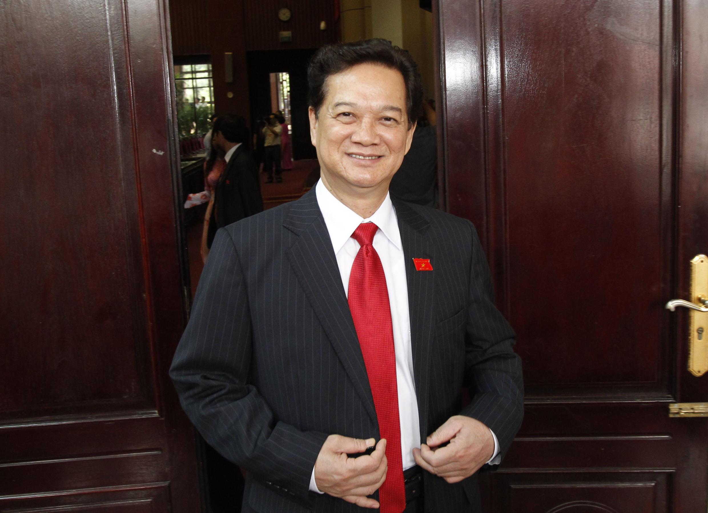 Thủ tướng Việt Nam Nguyễn Tấn Dũng (Reuters)