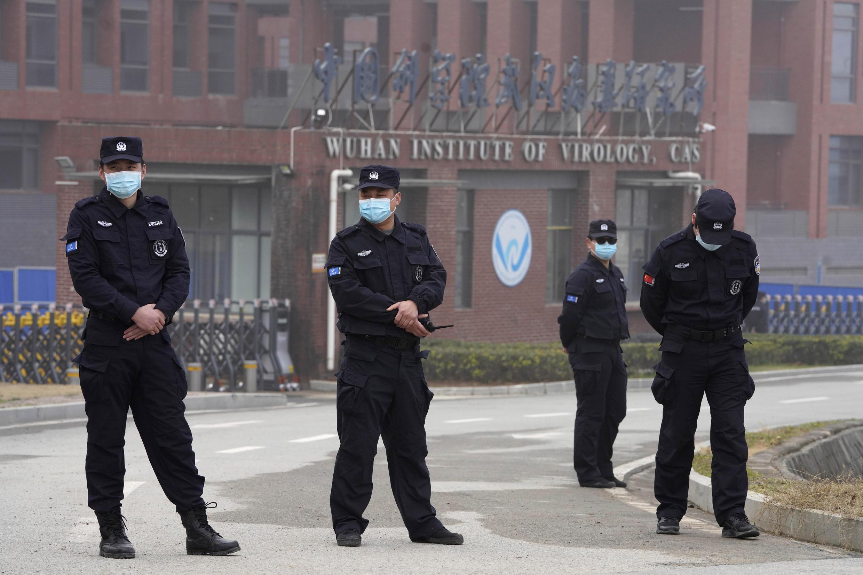 Image RFI Archive - Wuhan Institute of Virology