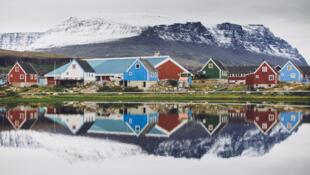 Disko Island au Groenland en août 2017.
