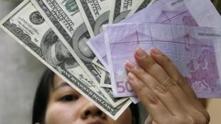 Juros altos atraem investidores estrangeiros.