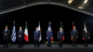 MEDITERRANEAN-SUMMIT-FRANCE-STATEMENTS