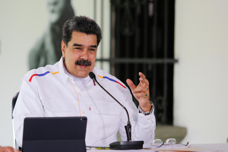 El presidente de Venezuela propone el 28 de marzo de 2021 cambiar petróleo por vacunas contra el covid