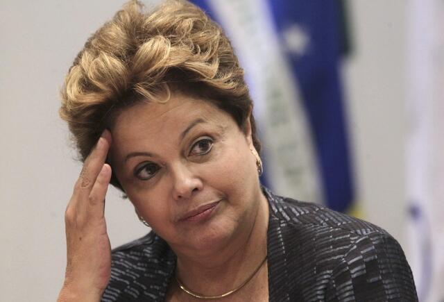 Rais wa Brazili Dilma Rousseff