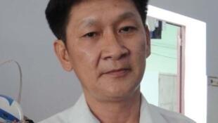 Nhà báo Trương Minh Đức - DR