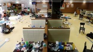 香港理工大學食堂 2019年11月22日