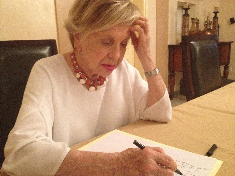 Viviane Wade.