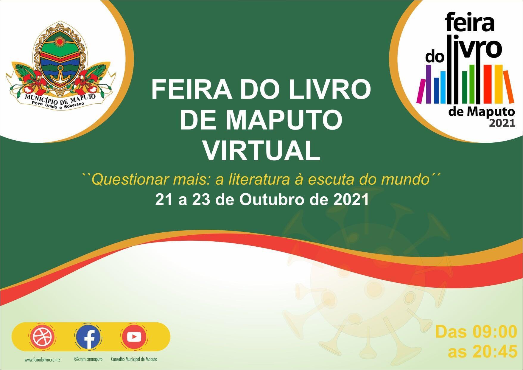 Feira do Livro de Maputo.