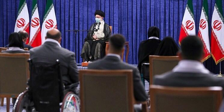 Ali Khamanei, guide suprême d'Iran