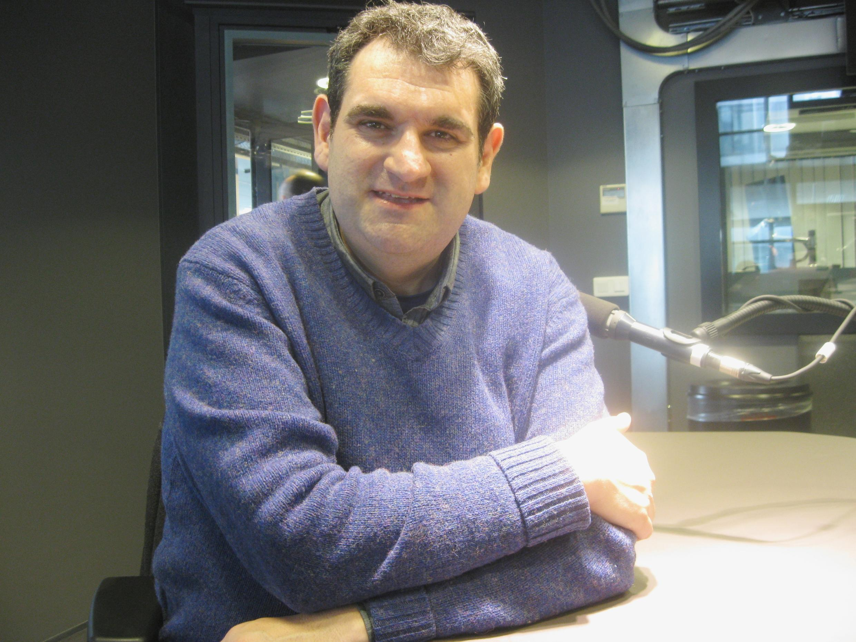 Jordi Puntí en RFI.