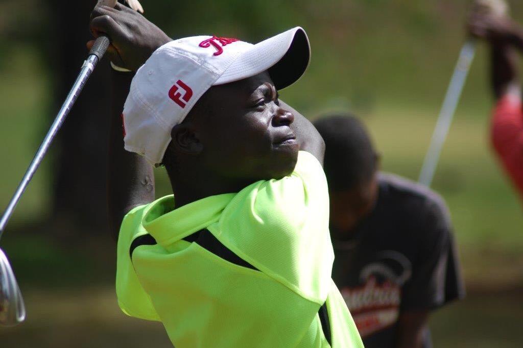 Trust Mathonore 17-year-old Zimbabwean golfer cyclone Idai