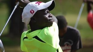 Trust Mathonore 17-year-old Zimbabwean golfer cyclone Idai