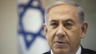 Le Premier ministre israélien Benyamin Netanyahu a mis en garde la Palestine contre sa demande d'adhésion à la CPI.