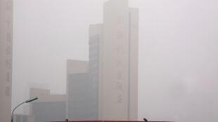 Pékin, 17 mars 2012.