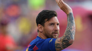 Though his genius on the field has remained undimmed, Messi has been unable to carry his imploding club