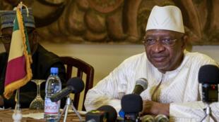 L'ancien Premier ministre malien Soumeylou Boubeye Maïga.