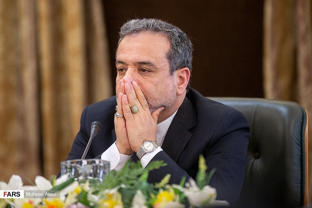 عباس عراقچی، معاون سیاسی وزیر امورخارجه جمهوری اسلامی ایران
