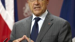 Глава МИДа Франции Ален Жюппе