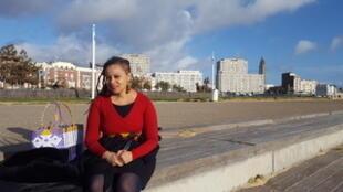 Eva Doumbia au Havre.