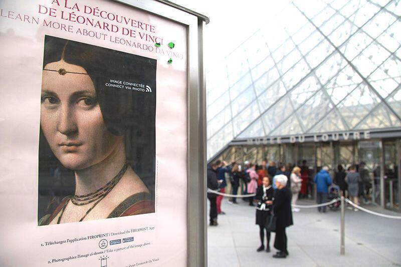 Выставку Леонардо да Винчи в Лувре посетили около 1,1 миллиона человек