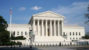US Supreme Court in Washington, D.C.