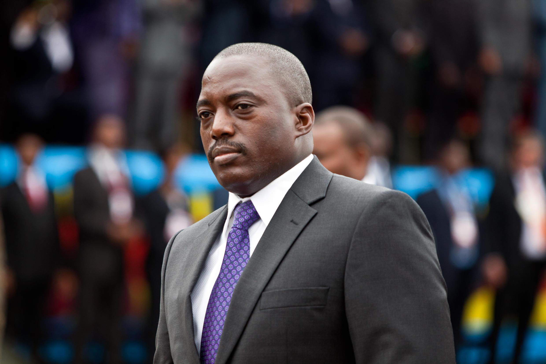 Jospeh Kabila, président de RDC (ici en décembre 2011).