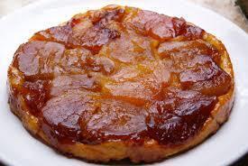 法國塔丹焦糖覆盆蘋果派