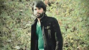 جاوید دهقان خلد، زندانی بلوچ، که در ایران به اعدام محکوم شده است