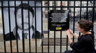 Un tribunal d'Istanbul a ordonné mercredi la remise en liberté conditionnelle du président d'Amnesty International en Turquie Taner Kiliç (photo d'archives).