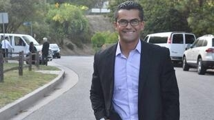 Franky Carrillo en la página Facebook de la Loyola Marymount University, California.