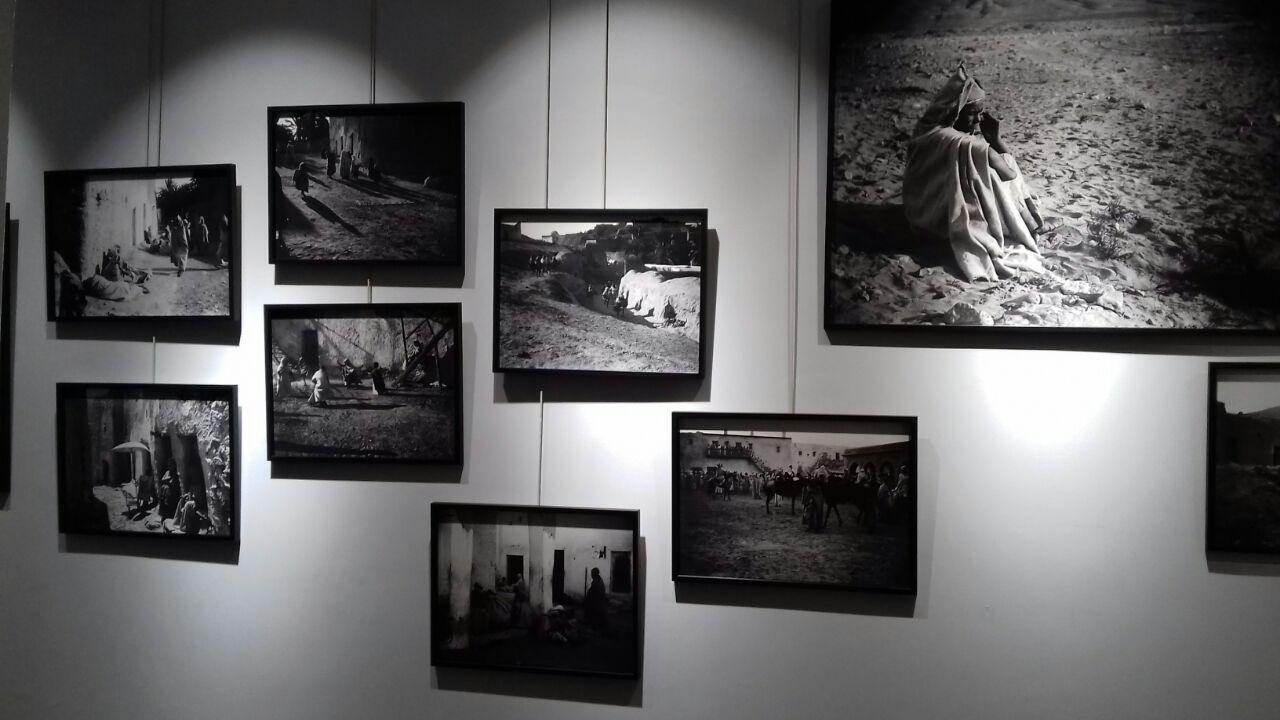 """نمایشگاه """"یک شرق بدون سراب"""" از آثار """"ژرژ گاسته"""""""