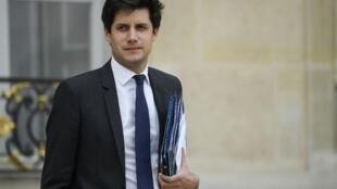 Le ministre en charge de la Ville et du Logement, Julien Denormandie, a promis 14 000 places d'hébergement supplémentaire en cas de grand froid.