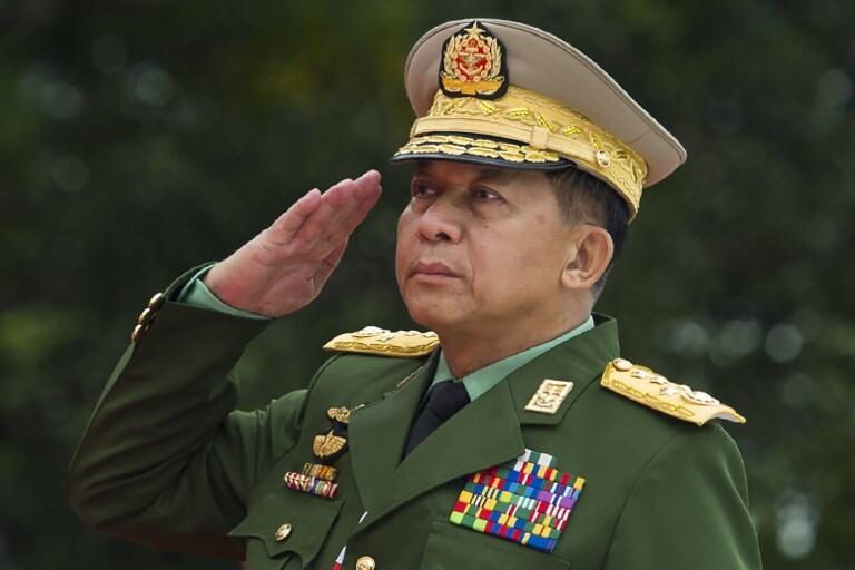 ឧត្តមសេនីយ៍ Min Aung Hlaing