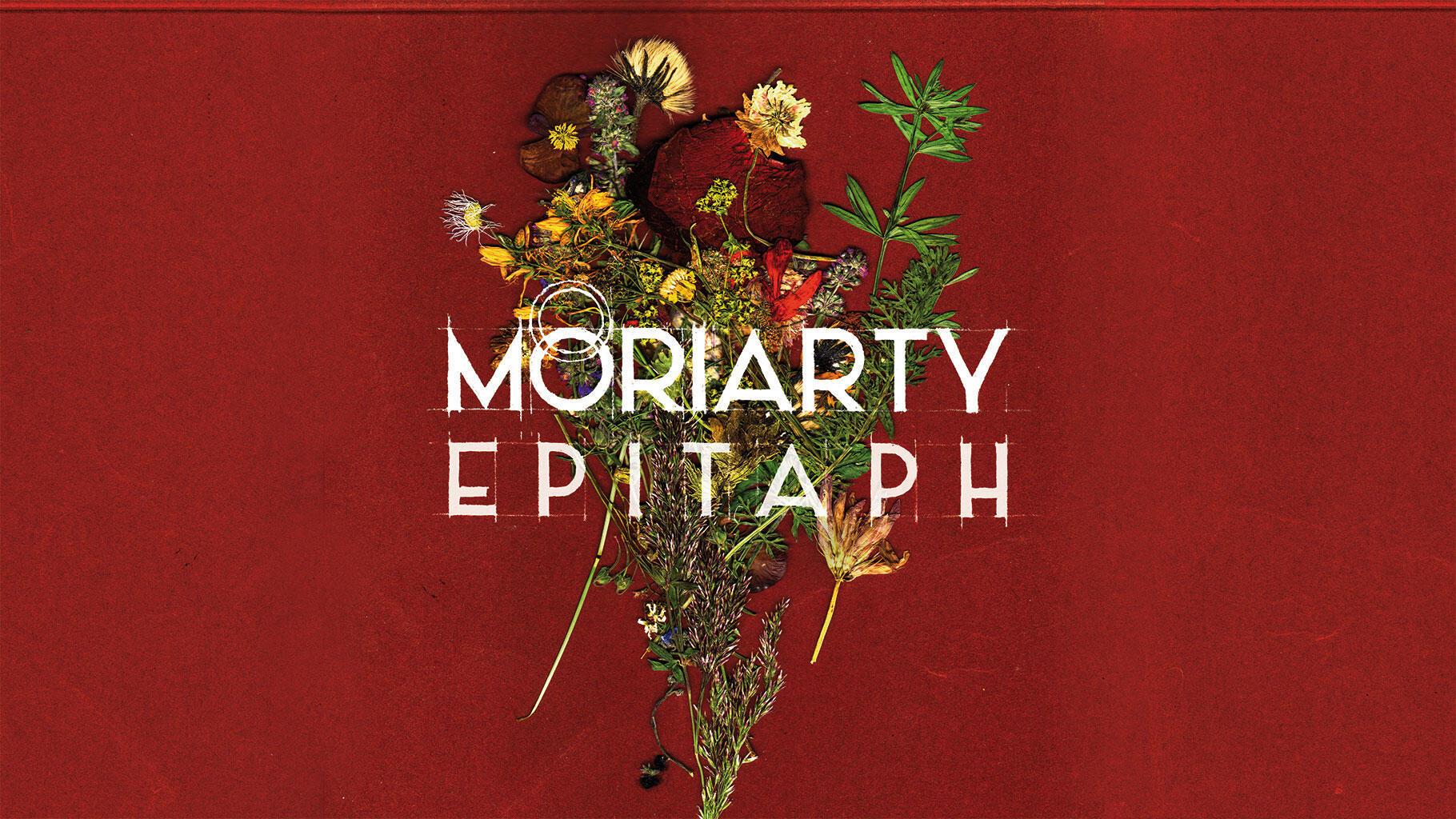 Couverture de l'album de Moriarty, «Epitaph».