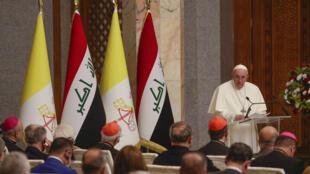 Papa Iraque