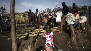 Wakimbi kutoka jimbo la Ituri baada ya kukimbia makwao kwa sababu ya vita vya kikabila