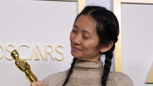 """A less familiar crop of nominees were competing at the 2021 Oscars ceremony, where Chloe Zhao's """"Nomadland"""" was the big winner"""