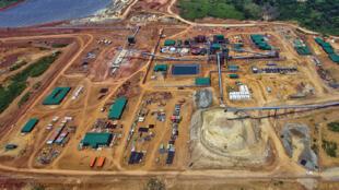 A mining concern in Maniema, eastern DRC
