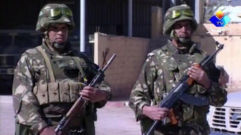 Militaires algériens (illustration).