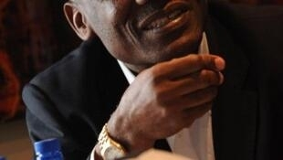 Le consultant football africain de RFI, Joseph-Antoine Bell.