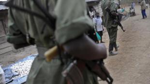 Frank Rusagara a été arrêté par la police militaire dimanche soir 17 août 2014.