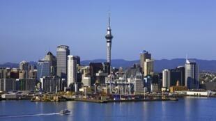 Auckland, en Nouvelle-Zélande.