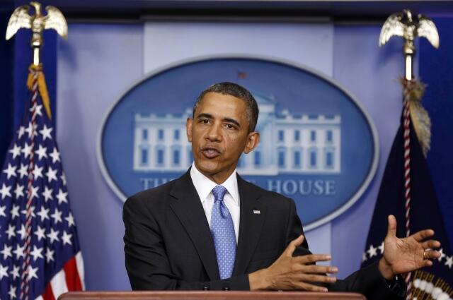 Barack Obama prépare les Américains à une intervention en Syrie.