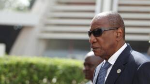 Shugaban Guinea Konakry Alpha Conde