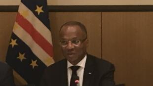 Ulisses Correia e Silva, primeiro-ministro de Cabo Verde, solidário com vítimas das chuvadas dos útimos dias no país.