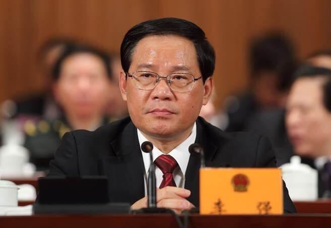 新任上海市委书记李强