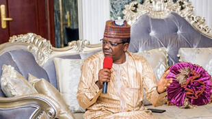 Bello-Matawalle, Zamfara state Governor in Nigeria