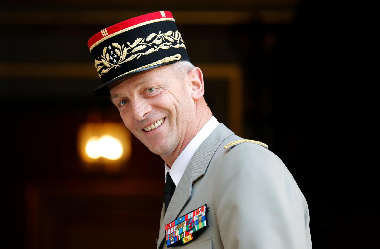 ژنرال فرنسوا لوکوانتر، رئیس ستاد مشترک ارتش فرانسه