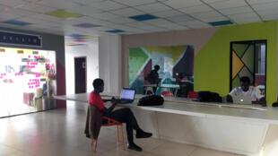 Innovation Village, espace de coworking situé à Kampala.