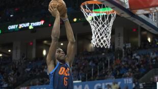 Le basketteur d'origine guinéenne, Hamidou Diallo, représentera Oklahoma City lors du concours de dunk du All Star Game NBA 2019.