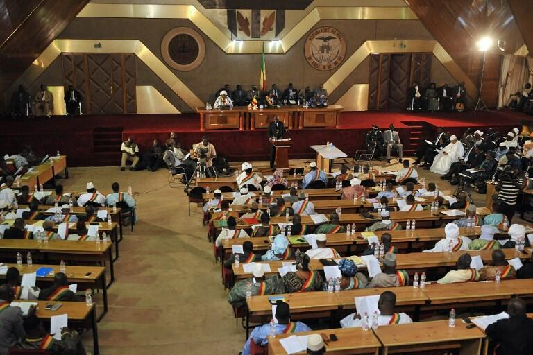 L'Assemblée nationale du Mali à Bamako (illustration).
